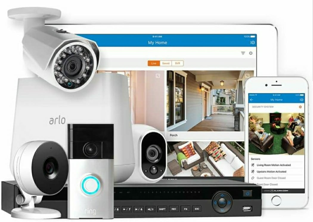 Home Security System Nova