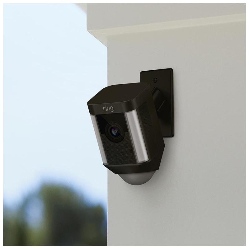 Ring Spotlight Wireless Security Cameras Nova Home Security